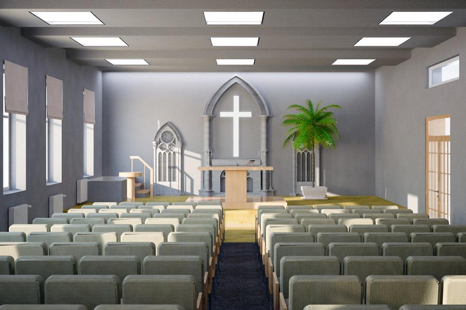 Фото молитвенных домов