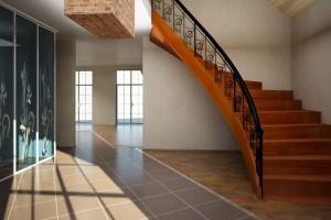 Дизайн проект интерьера частного дома.
