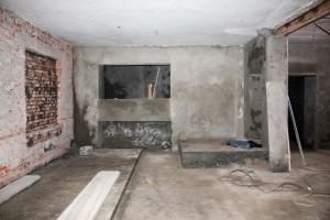 Процесс строительства ночного клуба Night Hunter