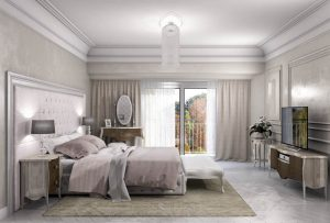 Дизайн проект интерьера двухкомнатной квартиры. с.Поляна