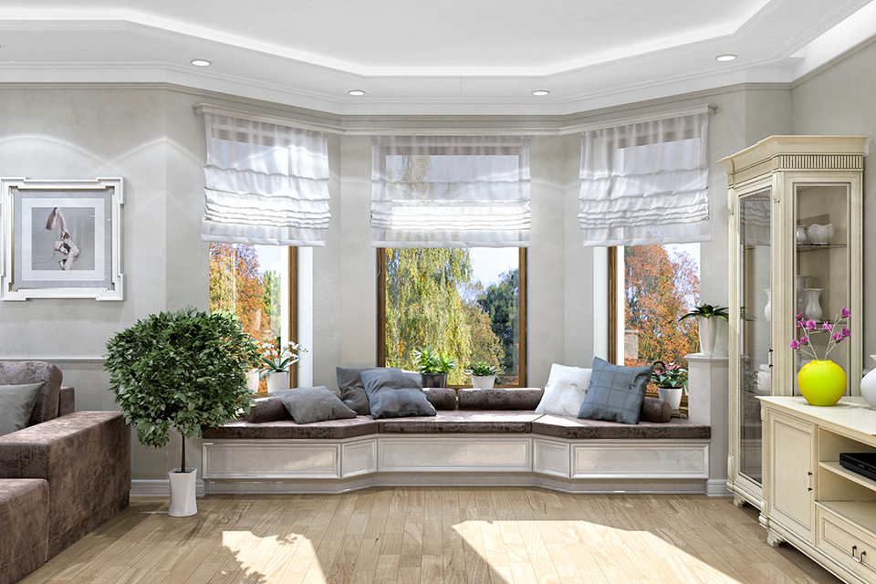 Дизайн-проект интерьера гостиной комнаты. г.Тячев Вид-03
