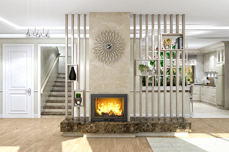 Дизайн-проект интерьера гостиной комнаты. г.Тячев Вид-06